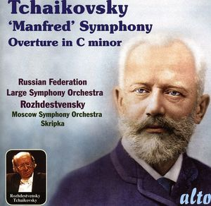 Manfred Symphony & Overture in C minor