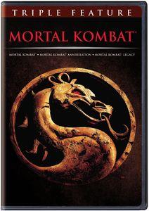 Mortal Kombat Triple Feature
