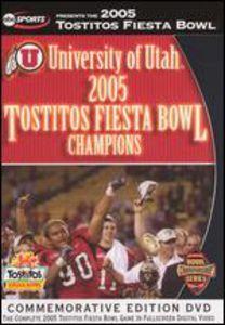 2005 Commemorative Edition Fiesta Bowl - Utah