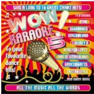 Wow Let's Karaoke, Vol. 5