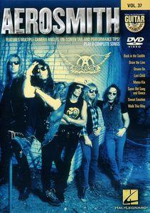 Guitar Play Along: Aerosmith: Volume 37