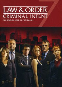 Law & Order: Criminal Intent: The Seventh Year
