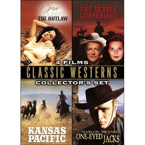 Classic Westerns Collector's Set