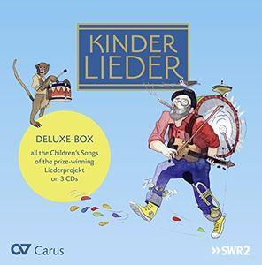 Kinder Lieder Vol 1-3