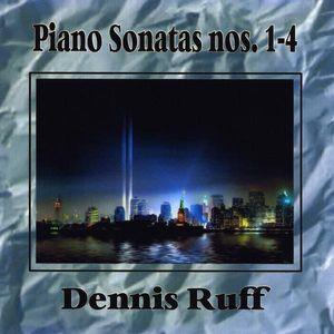 Piano Sonatas Nos 1-4