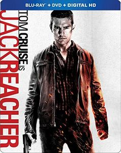 Jack Reacher (Steelbook)
