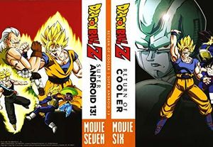 Dragon Ball Z: Return Of Cooler And Super Android 13