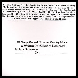 Fromm's Country Music 2