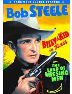 Billy the Kid in Texas /  The Land of Missing Men
