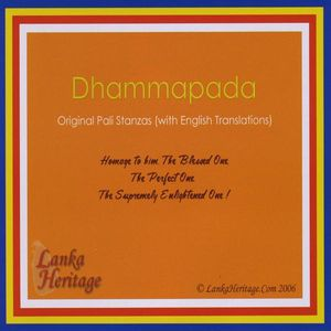 Dhammapada: Original Pali Stanzas
