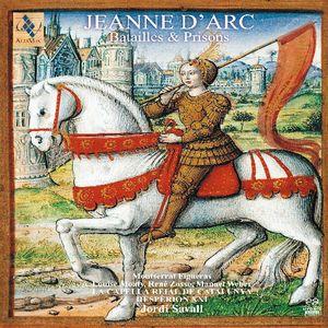 Jeanne D'arc: Batailles & Prisons