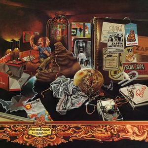 Over-Nite Sensation , Frank Zappa