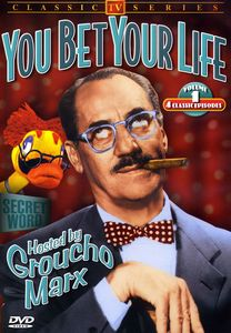 You Bet Your Life,: Volume 1
