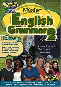 Standard Deviants: English Grammar, Vol. 2