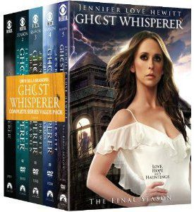 Ghost Whisperer: Complete Series Pack
