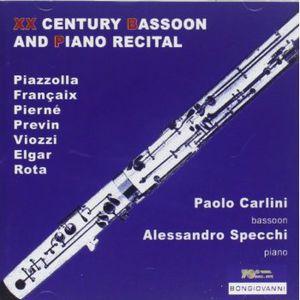 Concertpiece Op 35 for Bassoon & Piano