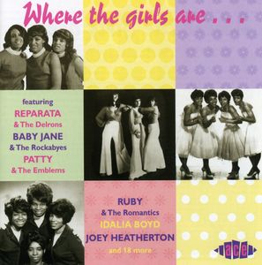 Where the Girls Are /  Various [Import]