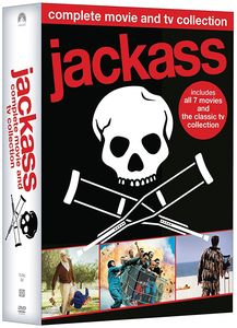 Jackass: Complete Movie and TV Collection (Includes Jackass 7-Movie Collection /  Jackass: The Classic TV Collection)