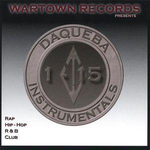 Wartown Records Presents Daqueba Instrumentals