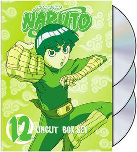 Naruto Uncut Box Set 12