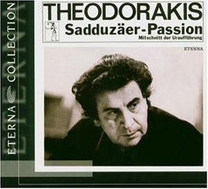 Passion of the Sadducees