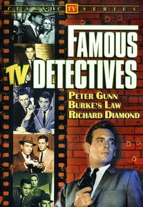 Famous TV Detectives
