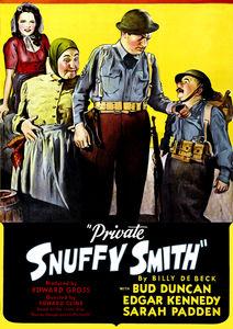 Private Snuffy Smith