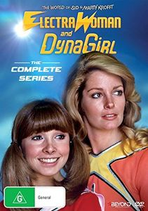 Electra Woman & Dyna Girl [Import]