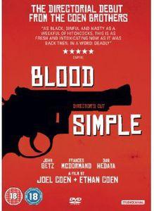 Blood Simple (Director's Cut) [Import]
