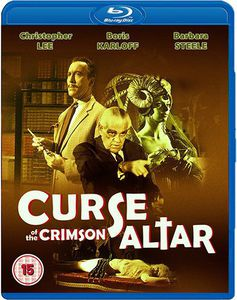 Curse of the Crimson Altar (The Crimson Cult) [Import]