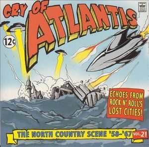 Cry Of Atlantis, Vol. 2