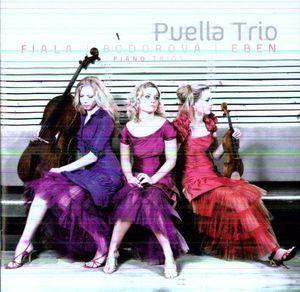 Puella Trio Plays Fiala Bodorova Eben