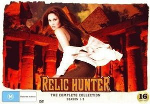 Relic Hunter: Complete Collection [Import]
