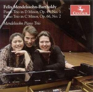 Piano Trio 1 & 2