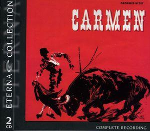 Carmen: Complete Opera in German Eterna Collection
