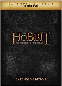 The Hobbit: The Motion Picture Trilogy (Extended Edition)
