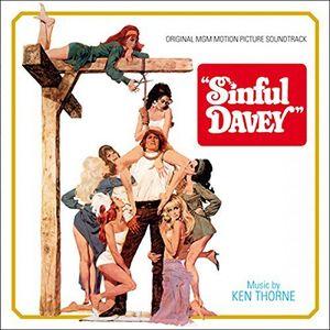 Davey Des Grands Chemins (Original Soundtrack) [Import]