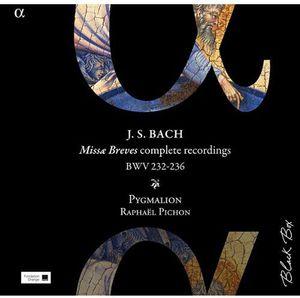 Missa Breves Complete Recordings