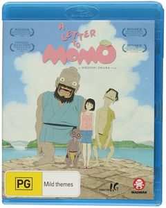 Letter To Momo [Import]