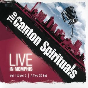 Live In Memphis Vol.1 and Vol.2