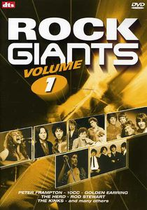 Rock Giants Vol 1 /  Var [Import]