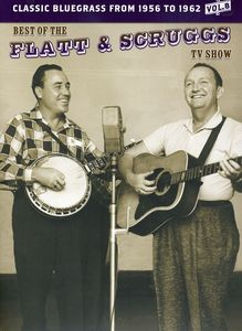 The Best of the Flatt & Scruggs TV Show: Volume 8