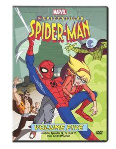The Spectacular Spider-Man: Volume 5