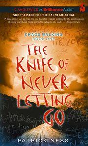 KNIFE OF NEVER LETTING GO