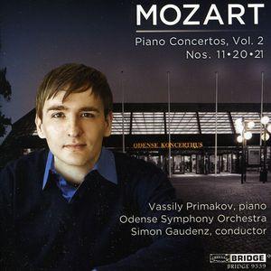 Mozart Piano Concertos 2