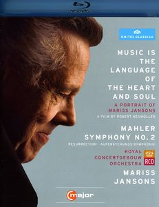 Music Is Language of Heart & Soul /  Mahler Sym 3