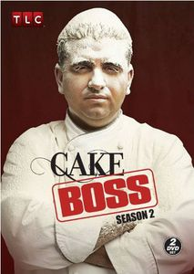 Cake Boss: Season 2 [2 Discs]