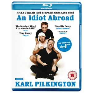 An Idiot Abroad [Import]