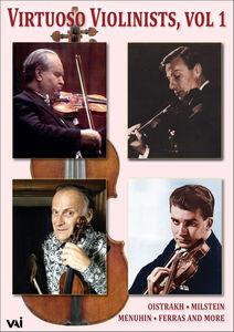 Virtuoso Violinists Volume 1