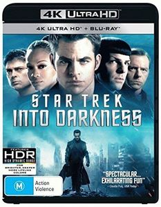 Star Trek Into Darkness [Import]